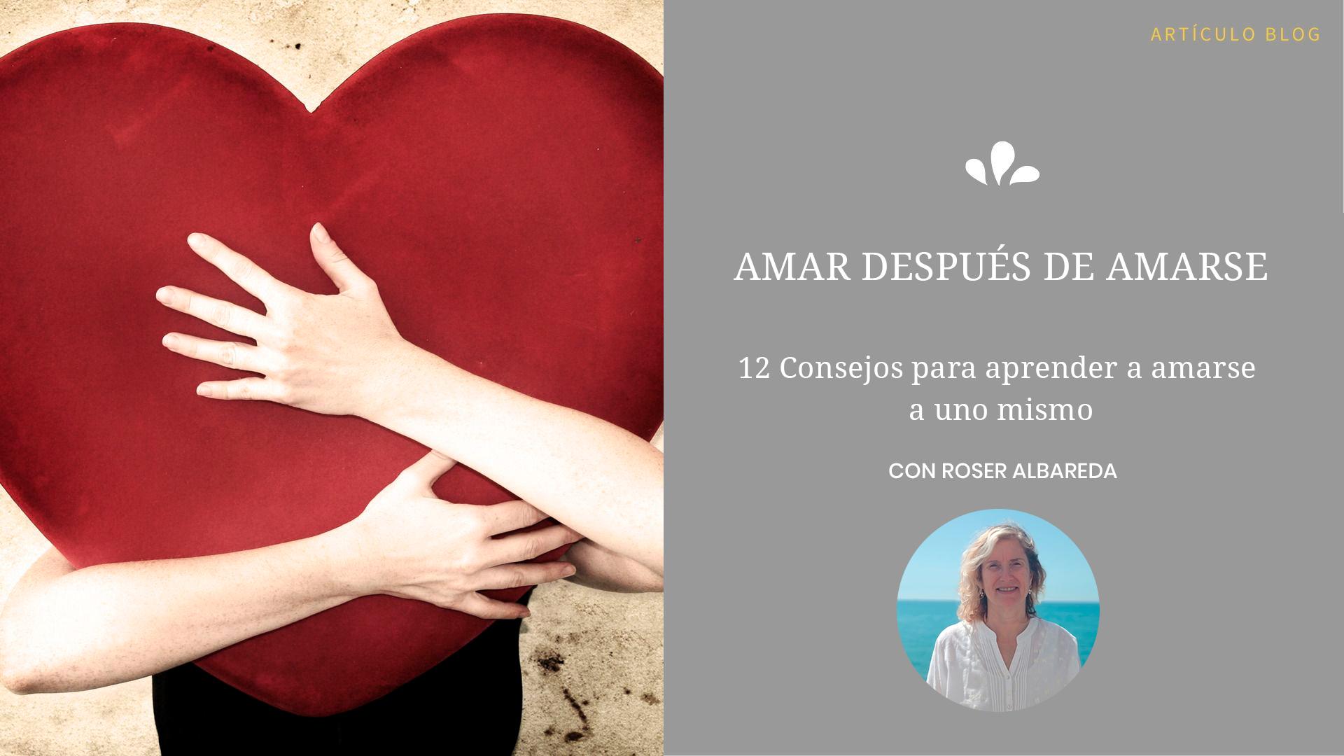 Amar después de amarse